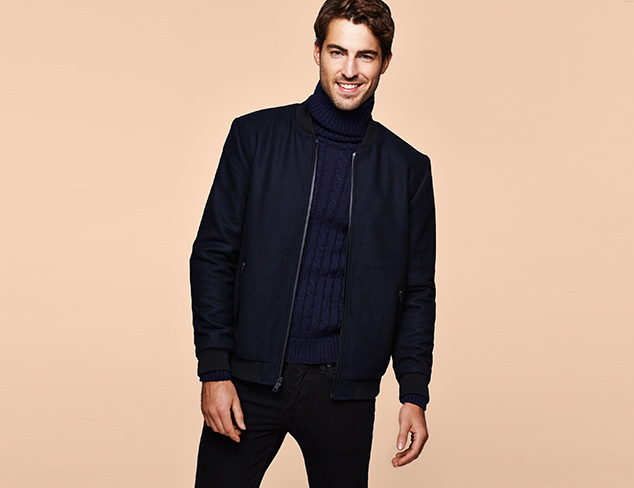 Outerwear feat. 7 for All Mankind at MYHABIT