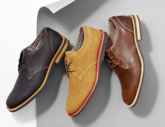 Timeless Style Oxfords, Loafers & More at MYHABIT