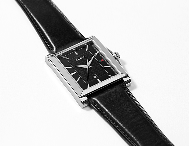 Treat Yourself Watches feat. Gucci at MYHABIT