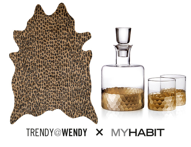 Trendy@Wendy Home for the Holidays at MYHABIT