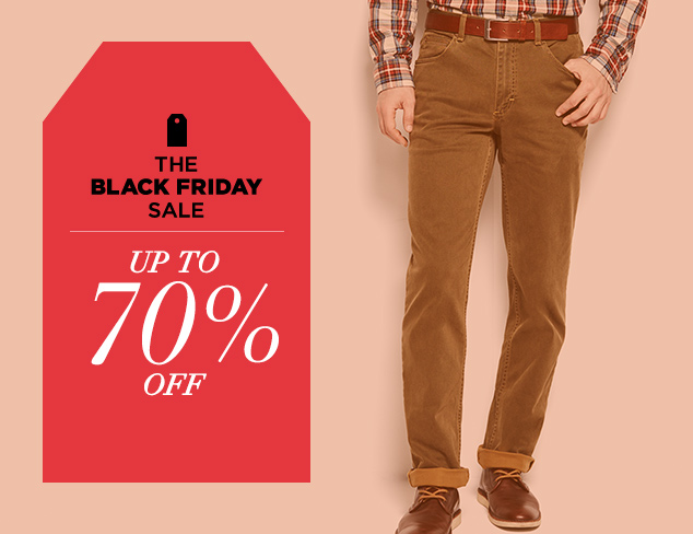 Up to 70 Off Bill's Khakis at MYHABIT