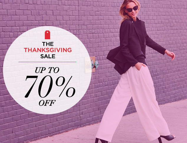 Up to 70 Off Separates at MYHABIT