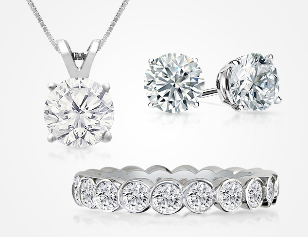 Up to 80 Off Diamond Jewelry at MYHABIT