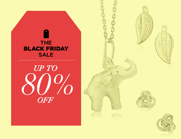 Up to 80 Off Sterling Silver Jewelry at MYHABIT