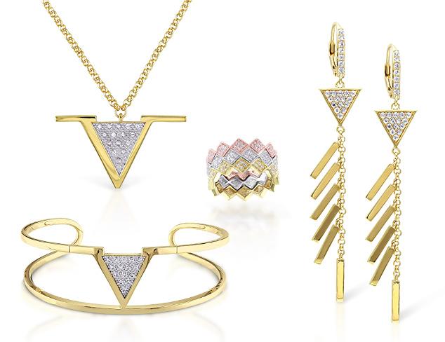Versace 19.69 Abbigliamento Sportivo Jewelry at MYHABIT