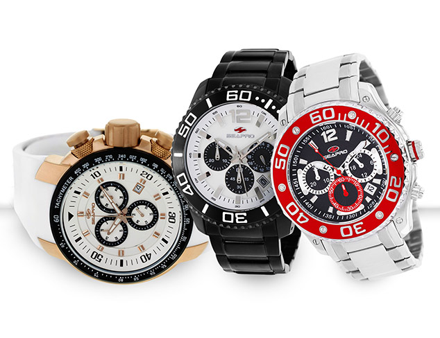 $199 & Under Watches feat. Seapro at MYHABIT