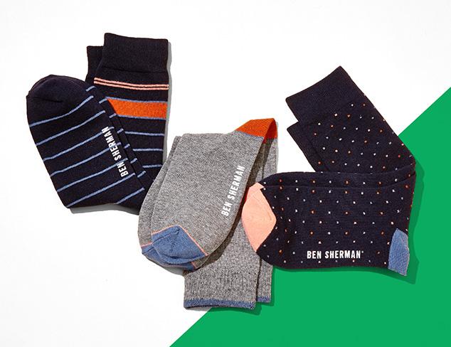 Ben Sherman Socks & Loungewear at MYHABIT