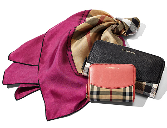 Best of Burberry Accessories at MYHABIT