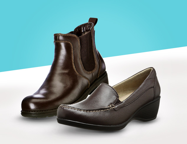 Comfort Is Key Shoes feat. Eastland at MYHABIT