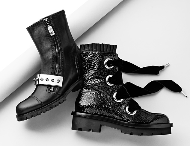 Designer Shoes & Boots feat. Alexander McQueen at MYHABIT