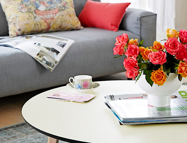 Fresh Start to 2016 Coffee Table Décor at MYHABIT