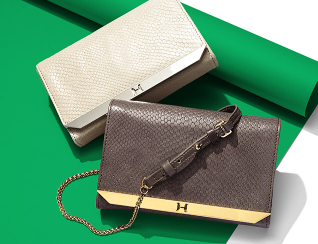 Halston Heritage Shoes & Handbags at MYHABIT