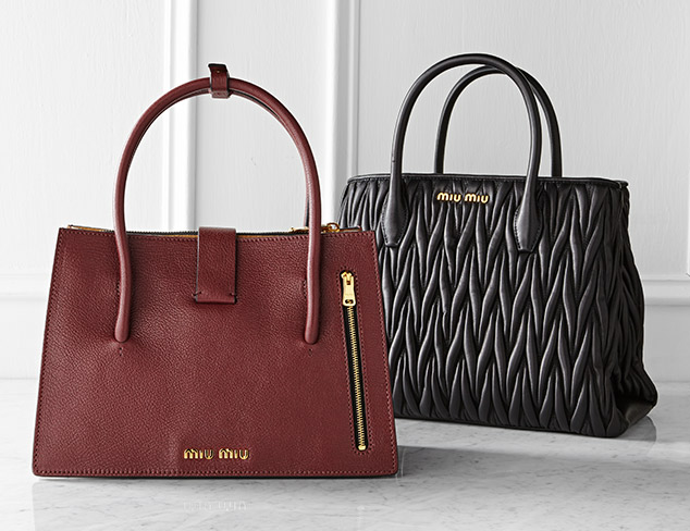 Miu Miu Handbags at MYHABIT