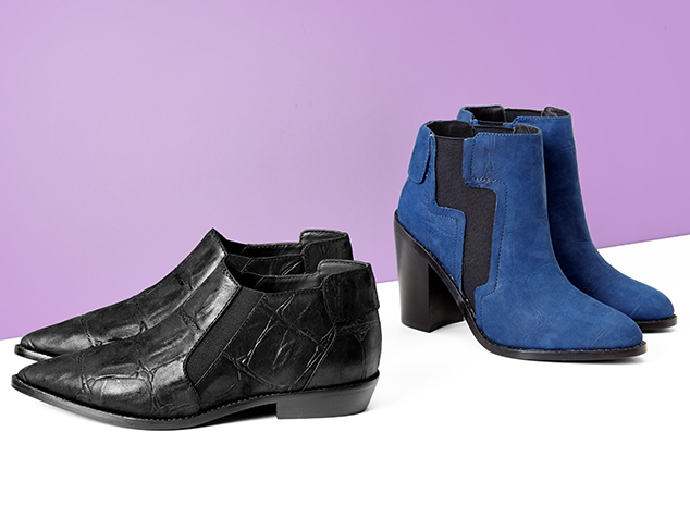 Modern Mix Shoes & Boots feat. L.A.M.B. at MYHABIT