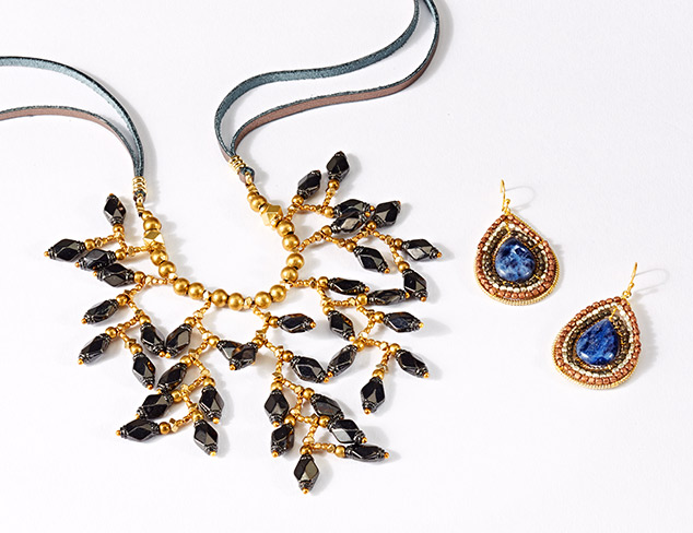 Nakamol Beaded Jewelry at MYHABIT