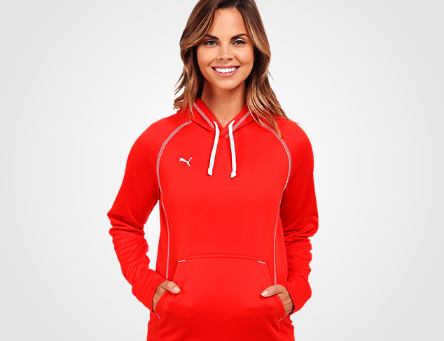 On the Right Track Activewear feat. Puma at MYHABIT