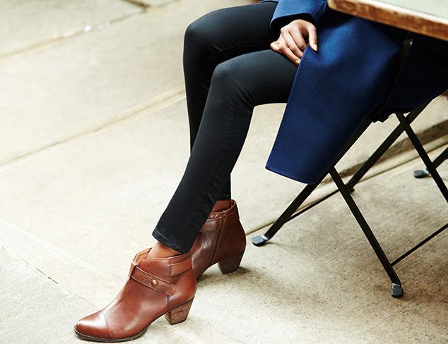 Seasonless Staple The Ankle Boot at MYHABIT