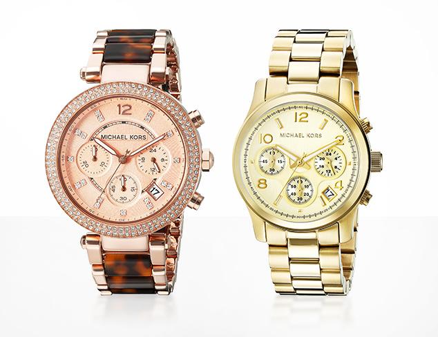 The Wrist List Watches feat. Michael Kors at MYHABIT