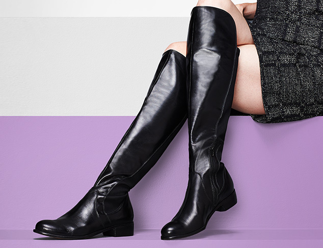 To the Knee & Beyond Boots at MYHABIT