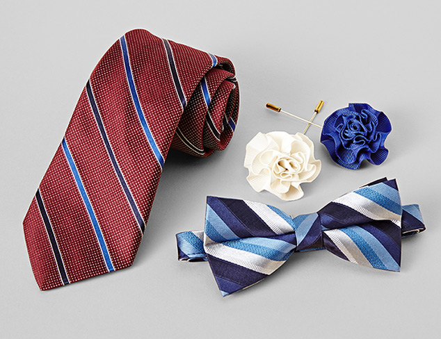 $99 & Under Ties & Suiting Accessories at MYHABIT