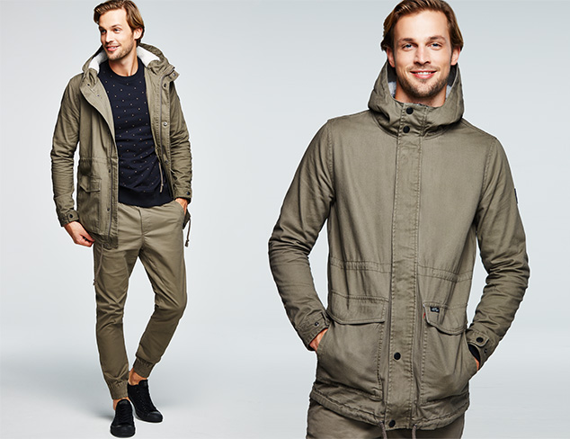 Casual Edge Streetwear-Inspried Styles at MYHABIT