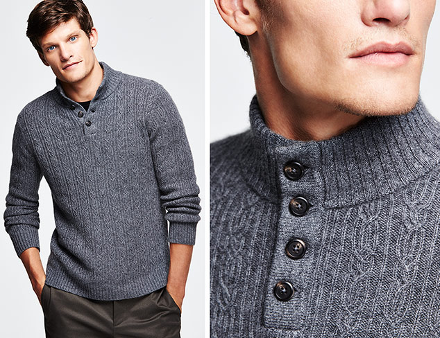 New Markdowns Pullover Sweaters at MYHABIT