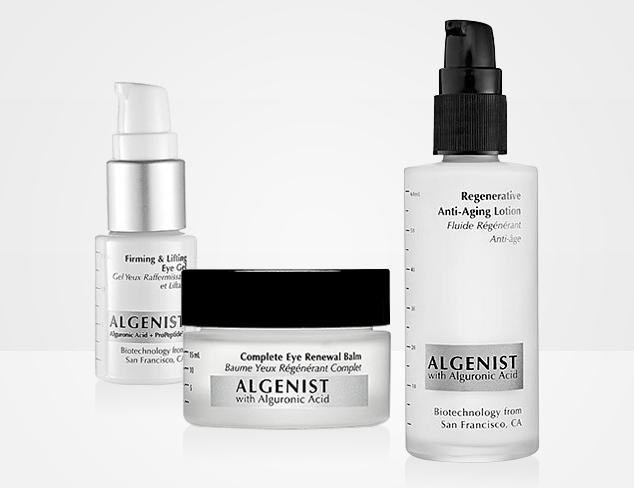 Skincare feat. Algenist & Dr. Dennis Gross at MYHABIT