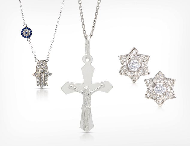 Spiritual & Religious Jewelry at MYHABIT