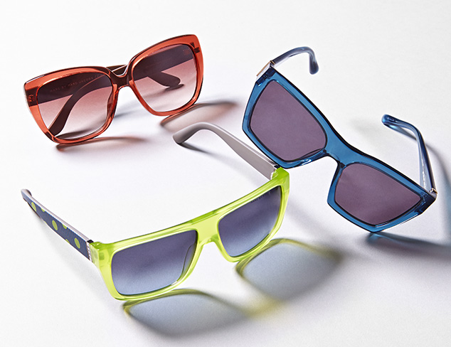 Well Shaded Sunglasses feat. Prada at MYHABIT