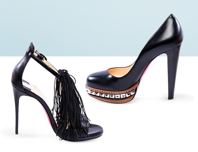 Get in Step Designer Shoes at MYHABIT