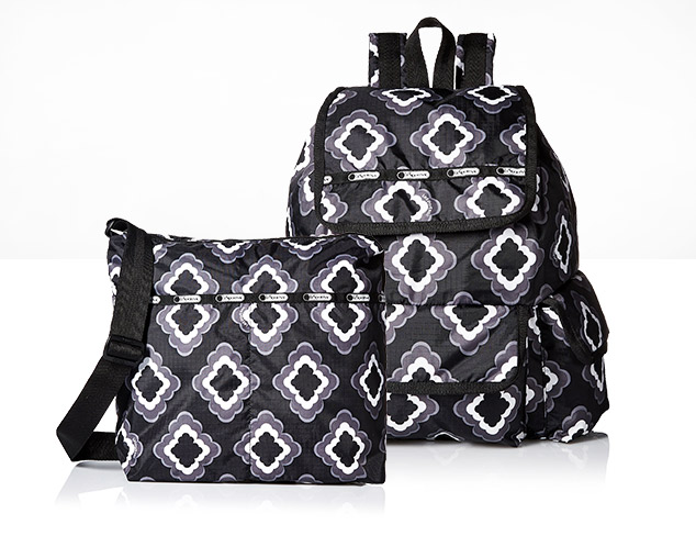 Great for Travel Bags feat. Kipling at MYHABIT