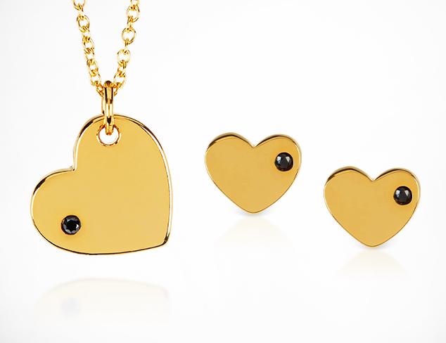 Just $39 Cameron Rose Charm Jewelry at MYHABIT