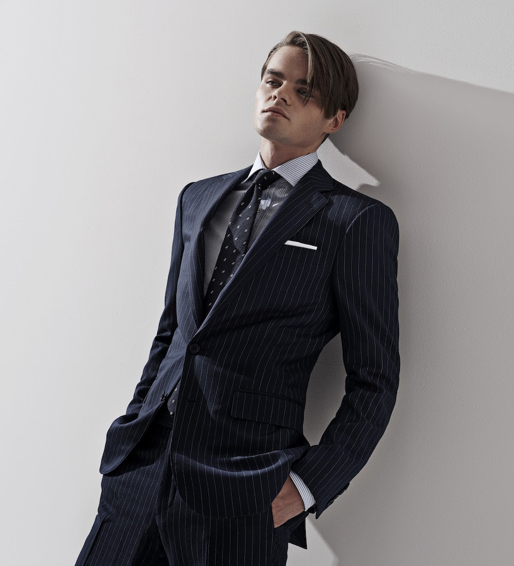 Ralph Lauren Purple Label Spring 2016 Menswear Lookbook at Barneys New York