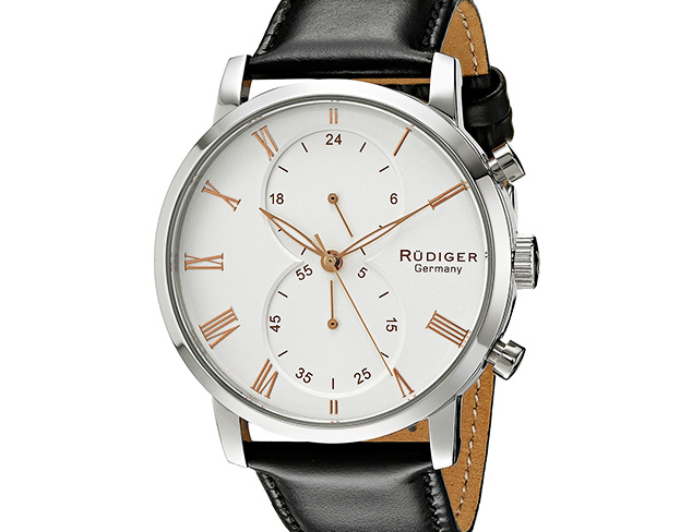 Best Deals: Rüdiger & Jivago Watches, Psycho Bunny Sneakers, Thirty Five Kent Cotton Sweaters, We Are Massiv., E. Marinella Ties, DELSEY Paris Trolley, Gela, The Bathroom Vanity, The Mid-Century Modern Living Room at MYHABIT