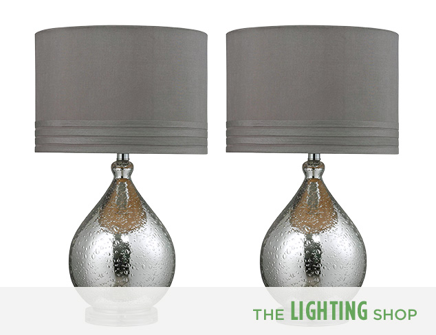 Table Lamps at MYHABIT