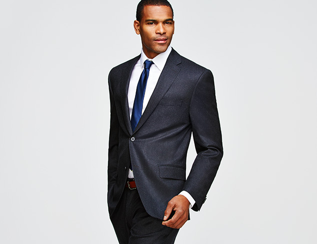 The Office Go-To Classic Suiting at MYHABIT