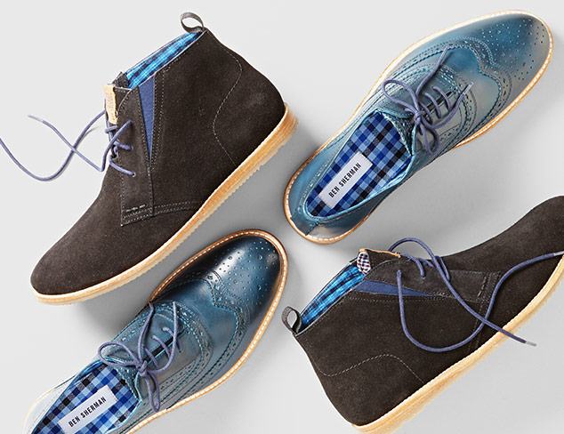 $115 & Under Oxfords & Loafers at MYHABIT