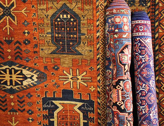 Bashian Rugs at MYHABIT