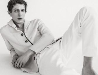 New Traditions: Giorgio Armani Spring 2016 Menswear Lookbook at Barneys New York