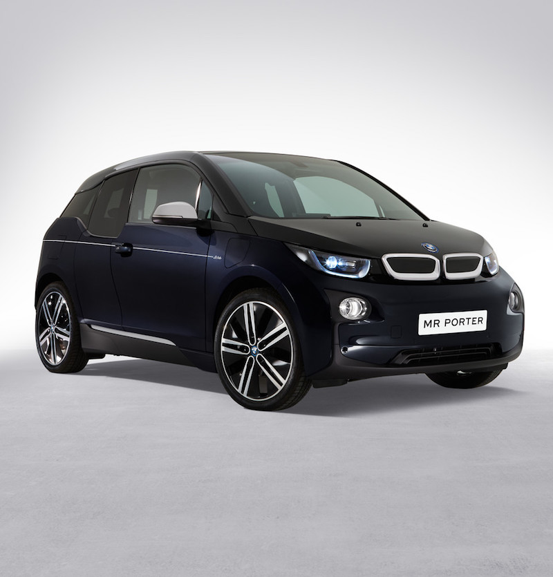 Mr Porter x BMW i3 Limited-Edition Electric Car_1