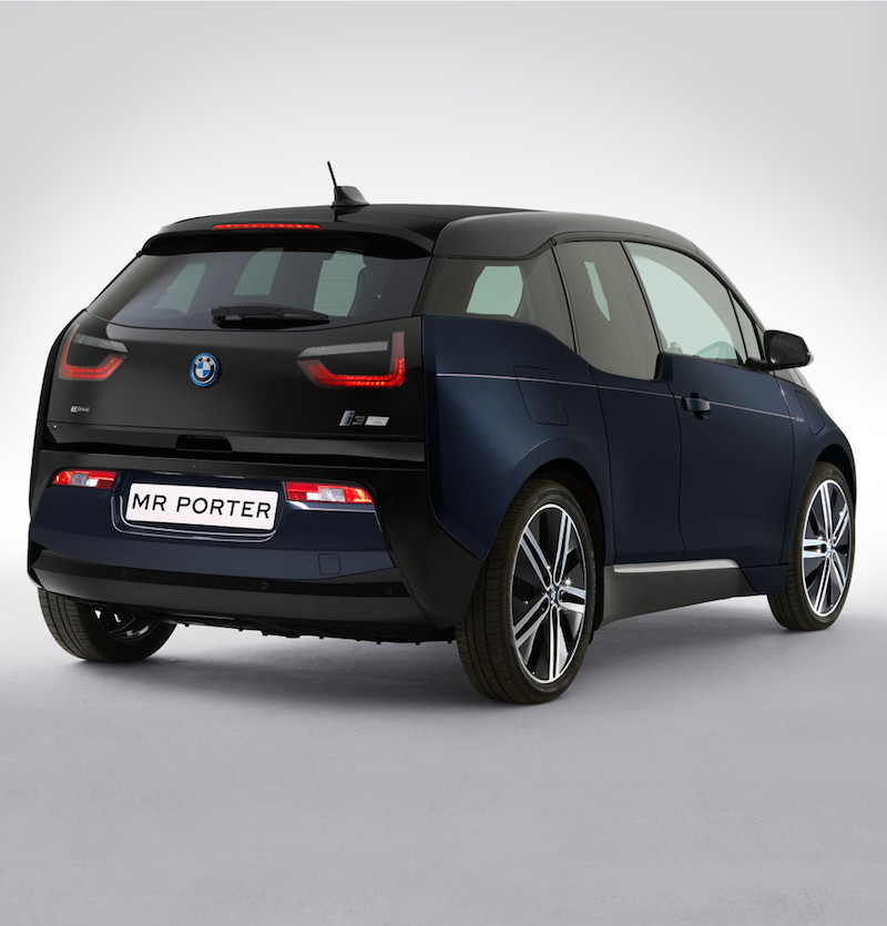 Mr Porter x BMW i3 Limited-Edition Electric Car_3