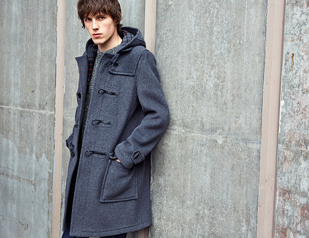 New Markdowns Gloverall Outerwear at MYHABIT