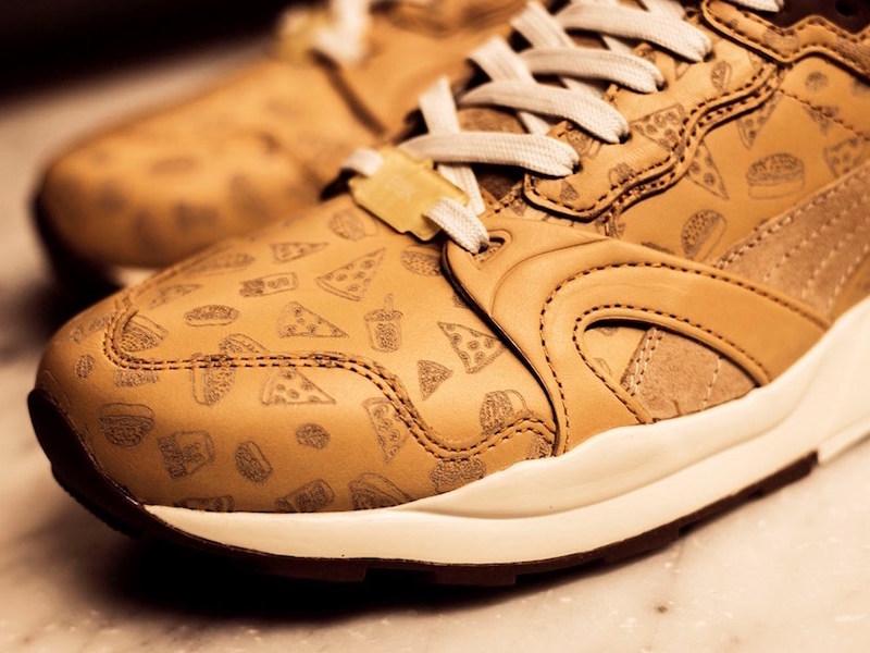 Sneakersnstuff x PUMA XT2 Pizza & Burgers_5