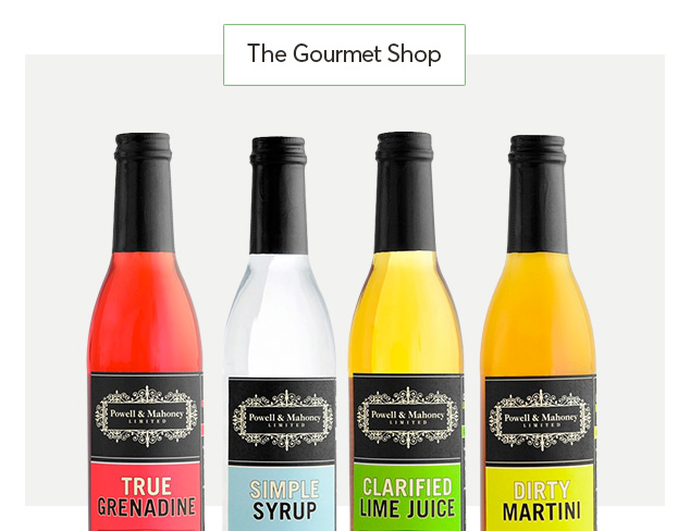 The Gourmet Shop Sweet & Savory Treats at MYHABIT