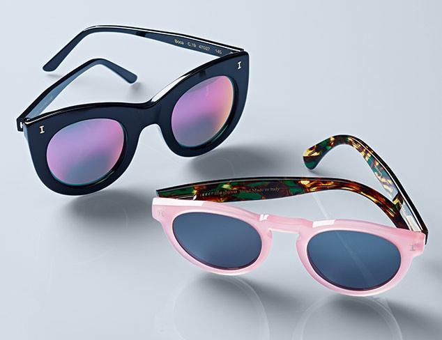 Illesteva Sunglasses at MyHabit