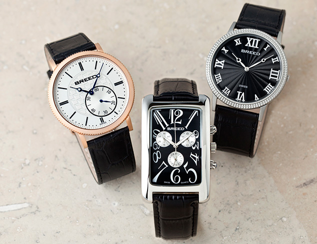 It's All in the Wrist Watches at MyHabit