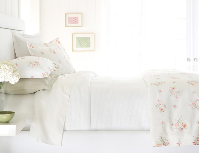 Luxe Bedding feat. Peacock Alley at MyHabit