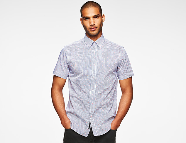 Report Collection Linen Shirts at MyHabit