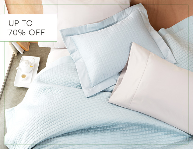 Up to 70 Off Bedding & Bath at MyHabit
