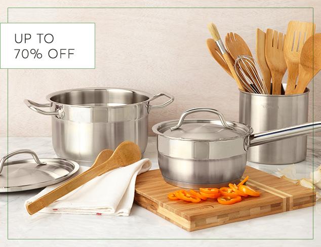 Up to 70 Off Kitchen Essentials at MyHabit